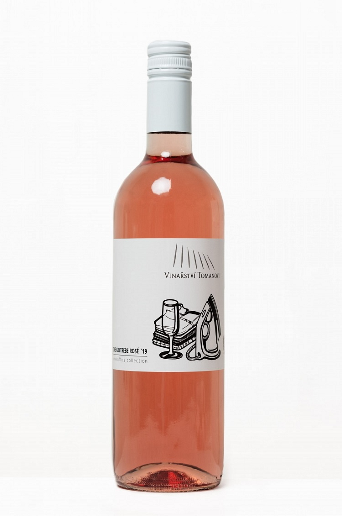 Zweigeltrebe Rosé 2019 Home Office